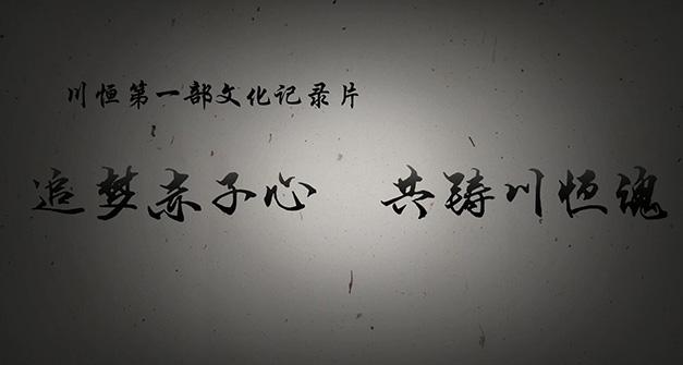 《追梦赤子心,共铸川恒魂》